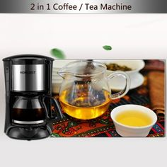 HOMEZEST CM - 323 Automatic Coffee Machine 0.65L #men, #hats, #watches, #belts, #fashion