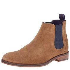 Ted Baker Camroon 4 Suede Chelsea Boot
