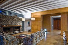 Raumati Beach House in New Zealand by Herriot + Melhuish - Design Milk Luxury Interior, Interior Design, Beach House, Real Estate, House Design, Country, Architecture, House Styles, Modern