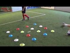 Koordi Kombination 1 - SEM Fußballtraining - 9 009BU - YouTube