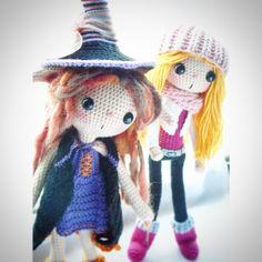 sweetღheart crochet ♡ lovely dolls