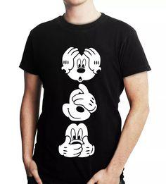 Mickey Mouse Art, Mickey Shirt, Disney Boys, Funny Shirts, T Shirts, Statement Tees, Cute Cartoon Wallpapers, Love To Shop, Couple Shirts
