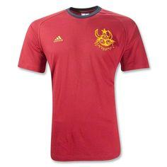 Spain 11/12 Soccer T-Shirt