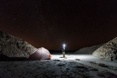 Astronomy in the Badlands