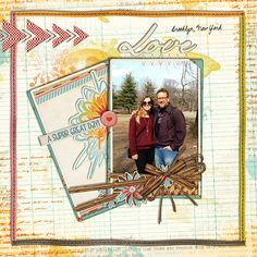 Family Time by Doris Castle *part of the July 2014 Scrap Pack at Scrap Stacks http://scrapstacks.com/scrappack/