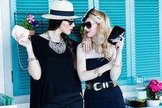 fabulous muses, diana enciu, alina tanasa, street style (4) by diana.enciu, via Flickr