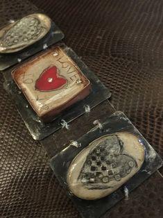 Soldering Jewelry, Resin Jewelry, Jewelry Art, Jewelry Accessories, Jewelry Design, Boho Jewelry, Jewelry Ideas, Metalsmith Jewelry, Recycled Jewelry