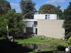 Meudon Bellevue - Maison / Atelier d'André Bloc  Conception et plastique: André…