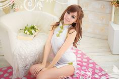 Chinese cheongsam dressSexy lingerie women Products toy Sexy underwear Role play