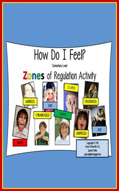 Over 20 scenarios to help students determine how they would feel in each.  Great companion to Zones of Regulation curriculum!