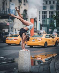 Top 14 des photos de danse complètement dingues dans les rues de New York | Topito
