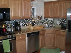 A $13 Kitchen facelift that can be changed seasonally: BRILLIANT!!!!