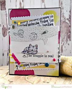 Introducing: Smitten Kitten | SugarPea Designs Clear Stamps