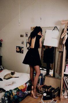 kläder jag önskar fanns i min garderob.