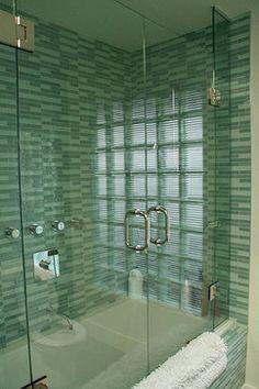 Frameless Shower Doors, Frameless Glass Enclosures. Frameless tub enclosure #atmmirrorandglass