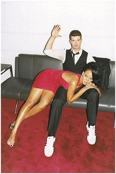 Rihanna - Photoshoot by Terry Richardson in 2007