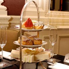 Time-honoured Edinburgh afternoon tea spot The Balmoral