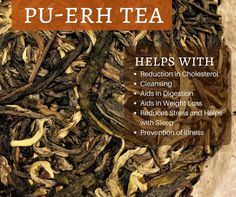 12 Problems Tea Can Soothe - For Your Massage Needs  #tea #healthy #puerh