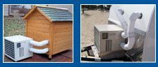 Shop Dog House Heaters and Air Conditioners   CozyWinters