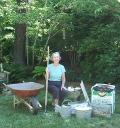 Hypertufa troughs | Gardening With Confidence with Helen Yoest