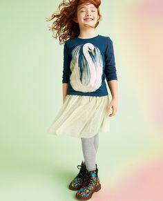 Majestic as a swan, with a style all her own. Shop one-of-a-kind designs for your leading lady.