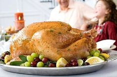 Tips to survive a Healthy #Thanksgiving Feast - via Women Fitness