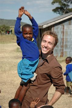 Craig Kielburger. At the age of 12, he created a movement called 'Free the Children' which was an act against child labour. Today (15 years later) it is a global movement avtive in more than 45 countries. It is driven by youth helping youth, to make a difference. They have built over 650 school, given communities access to clean water, come up with alternate income plans and inspired the nation.