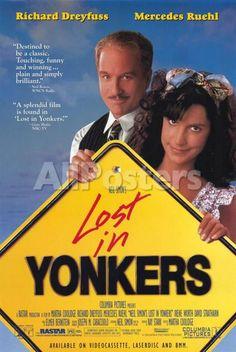 Lost in Yonkers Movies Masterprint - 28 x 43 cm