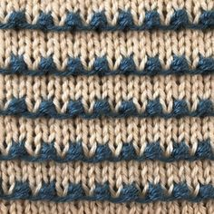 The Tiny Bobbles Stitch II is a multi-color version of the Tiny Bobbles Stitch. For those of you who are looking to add extra color to your Tiny Bobbles Stitch pattern, this stitch is what you're looking for. This stitch pattern is suited for edgings and extra detail add-ons to …