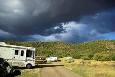 Morefield Campground, Mesa Verde National Park, Colorado, September 15, 2009 (pinned by haw-creek.com)