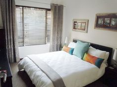 Lonehill Tequila Sunrise - This stylish apartment combines contemporary design with modern convenience. It is the ideal accommodation choice for guests visiting the upmarket suburb of Lonehill in Sandton.  The apartment has one ... #weekendgetaways #johannesburg #southafrica