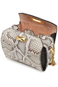 f5e64a07900b Alexander McQueen - Snakeskin Box Bag 15