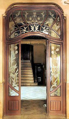 Door - Barcelona - by Arnim Schulz,