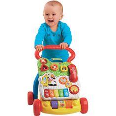 VTech Baby First Steps Walker