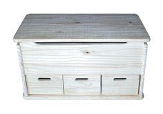Baúl de madera 3 CAJONES Ref. 17587374 - Leroy Merlin