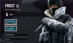 nice Rainbow Six Siege: Two new operators revealed ahead of Operation Black Ice expansion