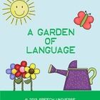A Garden of Language: Vocabulary Bingo is a fun, free, spring or summer activity by Speech Universe.    All of the vocabulary included in this game p...