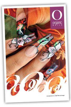 ORGANIC NAILS Edge Nails, My Nails, Organic Nails, Fingernail Designs, Dream Nails, Creative Nails, Stiletto Nails, Nail Tech, Long Nails