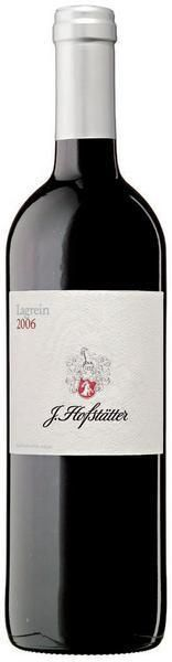 Hofstatter Lagrein 2010 - great red wine from Italy, south of Bolzano