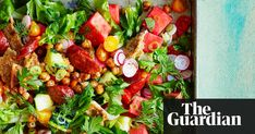 Thomasina Miers' recipe for watermelon and chorizo salad   Life and style   The Guardian