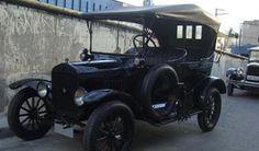 CARROS ANTIGOS: 1910 a 1920