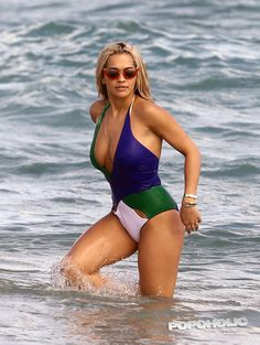 Rita Ora in Sunglasses - Fuck Yeah Sunglasses
