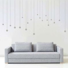 $30 - Round Drops Wall Decals