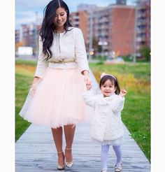 mommy and me photo moment, cute photoshoot with adorable outfits, fashion inspiration