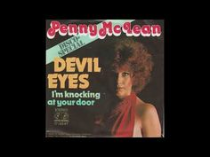 Penny McLean - Devil Eyes (1976) - YouTube Devil Eye, Halloween Songs, Make A Man, Original Song, Hard To Find, Her Smile, The Past, Eyes, Youtube