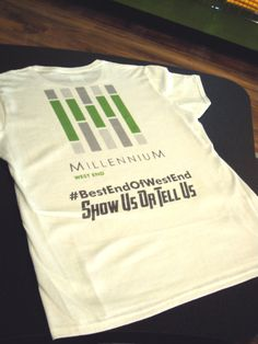 Let us do shirts for special events and promotions at YOUR store!