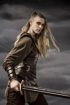 Vikings Porunn Season 3 Official Picture - vikings-tv-series Photo