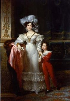 Kinson, Francois, (1770-1839), Comtesse de MacMahon, 1830