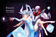 Frozen Syndra