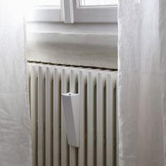 Bianco 18/cm la Porcellana Leopoldina Cuore//Angelo umidificatore Scatola Regalo